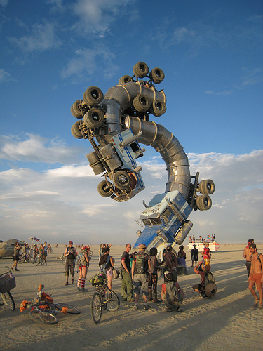 Copia Magazine: Burning Man Basics